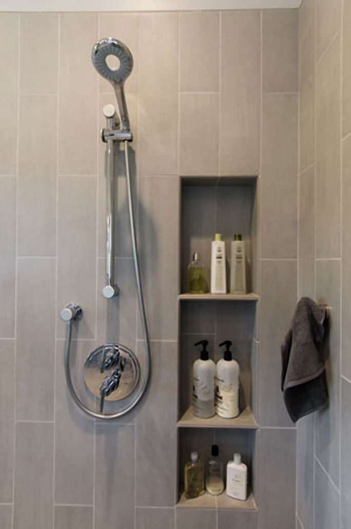 Choosing Shelves, Niches and Benches for your Bathroom Remodel ...