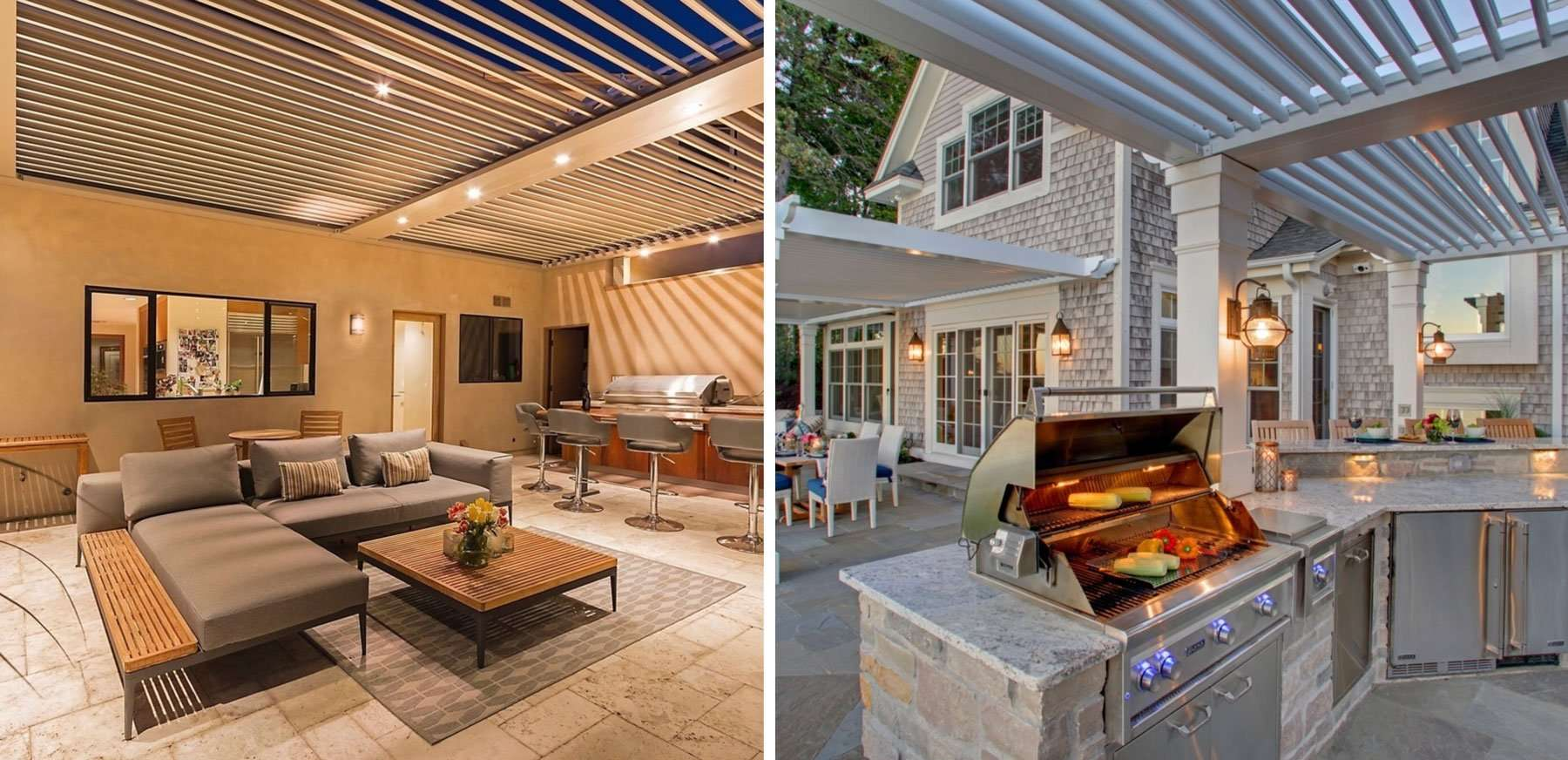 Astounding Unique Outdoor Rooms Offering Sun Shade Shelter Harrell Download Free Architecture Designs Scobabritishbridgeorg